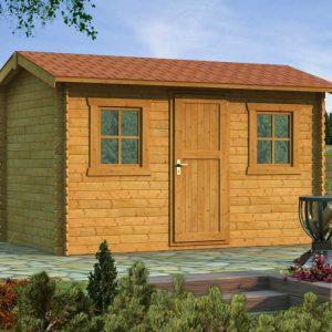 Záhradná chatka - záhradný domček 105