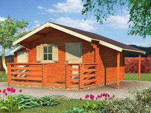Záhradná chatka - záhradný domček 945 Plus
