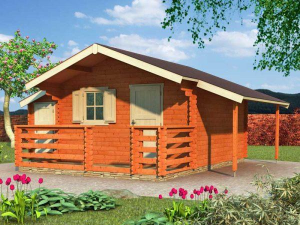 záhradný domček 945 Plus