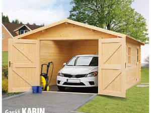 Garáž pre 1 auto Karin