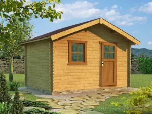 Záhradná chatka - záhradný domček 940