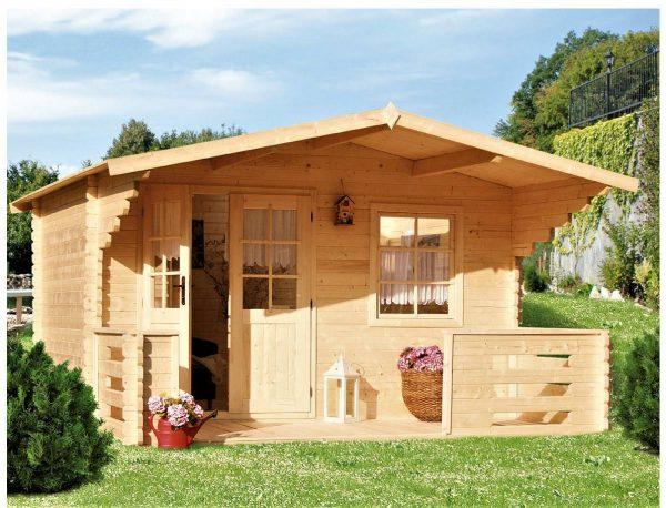 Záhradná chatka - záhradný domček BP 7A