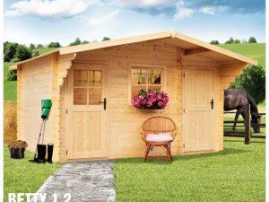 Záhradná chatka - záhradný domček Betty