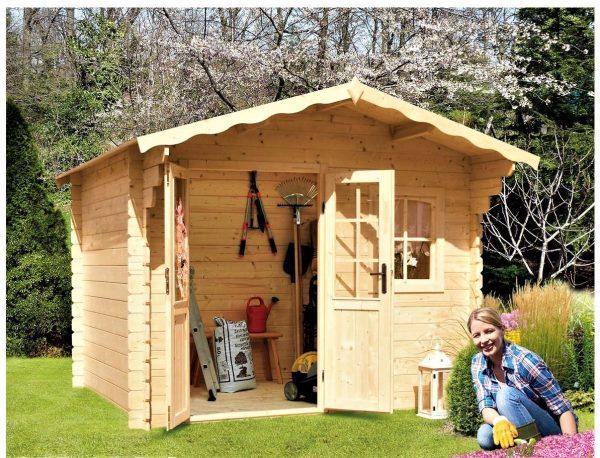 Záhradná chatka - záhradný domček BP 3