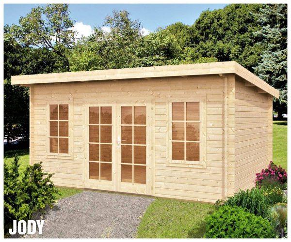 Záhradná chatka - záhradný domček Jody