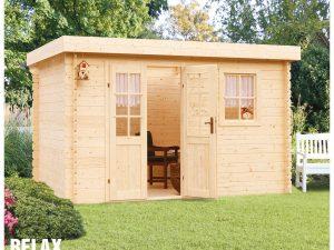 Záhradná chatka - záhradný domček Relax
