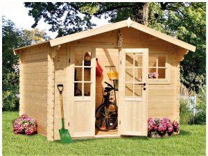 Záhradná chatka - záhradný domček Steyr 2B, 2C