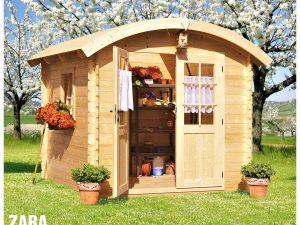 Záhradná chatka - záhradný domček Zara