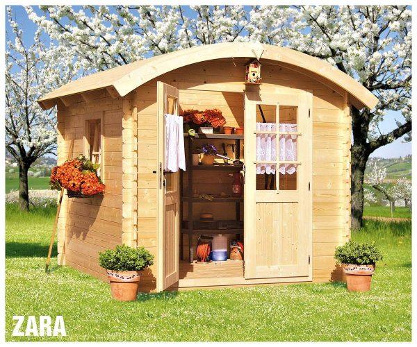záhradný domček Zara