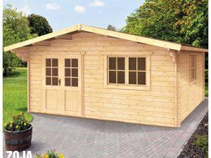 Záhradná chatka - záhradný domček Zoja
