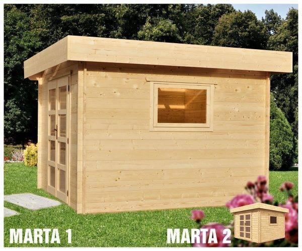 Záhradný domček Marta