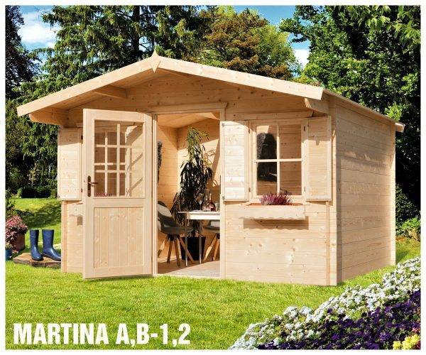 Záhradný domček Martina